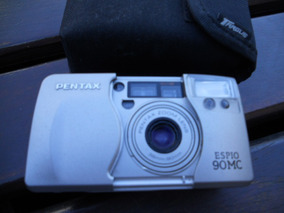 Camera Analógica Pentax Espio 90mc,