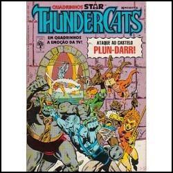 Thundercats Nº 5: Plun-darr! Editora Abril - David Micheline