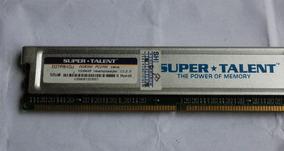 Memoria Super Talent 1gb Ddr Pc2700 Servidor