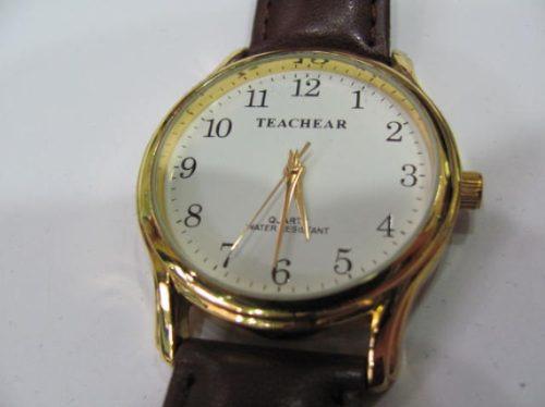 R57 - Relógio Teachear Social
