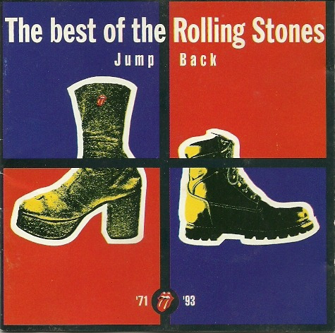 Rolling Stones The Best Of - Jump Back