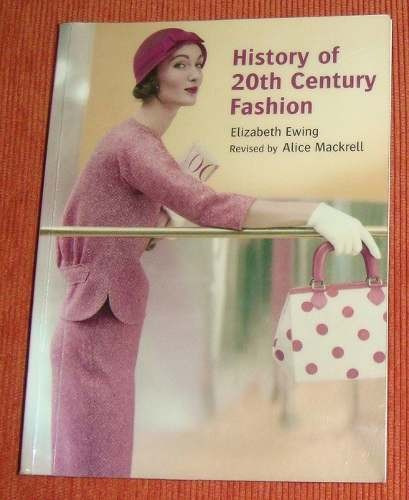 Livro History Of The 20th Century Fashion ( Inglês )