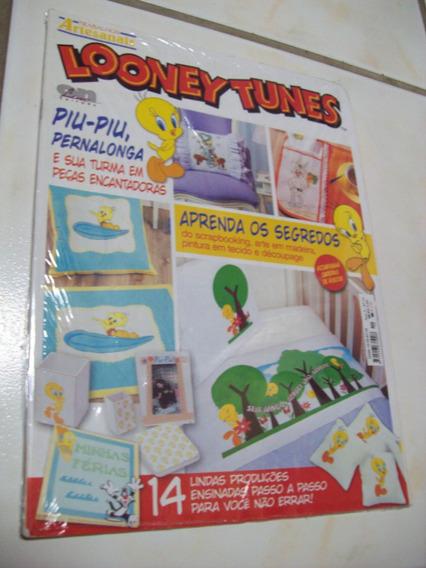 Revista: Trabalhos Artesanais Nº 11 - Looney Tunes - Piu-piu