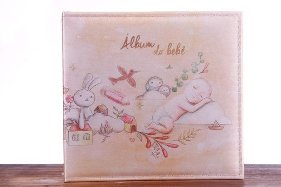 Álbum Fotográfico Bebê