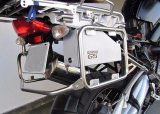 Caixa Para Ferramentas Para Bmw R1200 Gs Adventure Até 2013