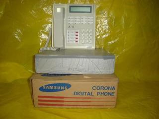 Mini-central De Pabx Sansung Mod. Corona 240 - Nova- 8 Linha