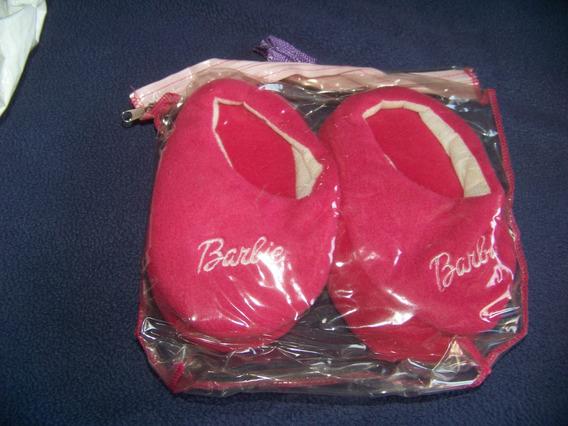 Pantuflas Barbie (510/120)