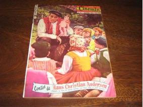 Cinemin 1ª Série Nº 24 Setembro/1953 Editora Ebal Raro !