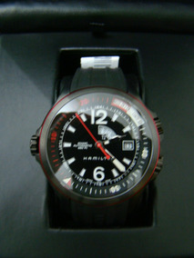 Relógio Hamilton Khaki Zero Lacrado.