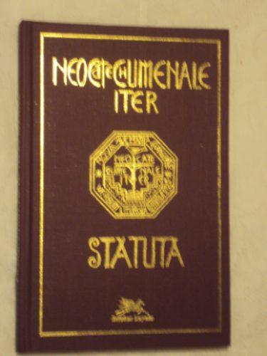 Neocatechumenale Inter Statuta ( Sebo Amigo )