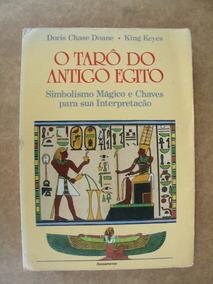 O Taro Do Antigo Egito Doris Chase Doane King Keyes