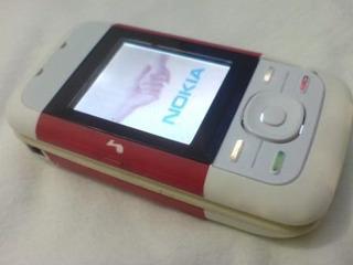 Celular Nokia 5200 X-music Mp3 Player Turbo-som 2gb 100% Ok