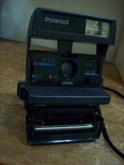 Polaroid 636 Closeup - Funcionando