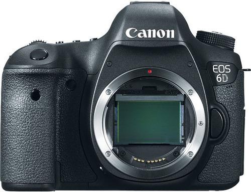 Imagem 1 de 6 de Camera Digital Canon Eos 6d (corpo) Lancamento Oferta