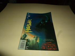 Coleção Hellblazer Ed. Metal Pesado Tud Em Quadrinhos/vários