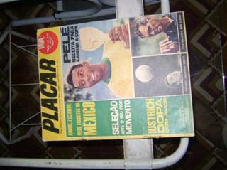 Revista Placar Nº 1