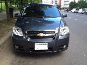 Chevrolet Aveo Lt 2010 Único Dueño