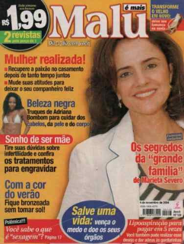 Malu Marieta Severo Adriana Bombom Kelly Key Rodrigo Santoro