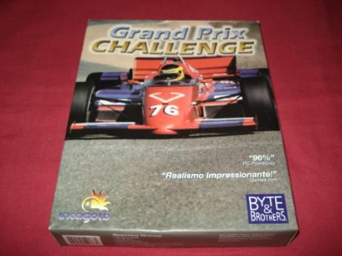 Game Pc Grand Prix Challenge