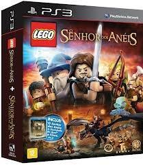 Jogo Lego Senhor Dos Anéis Em Português Para Playstation Ps3