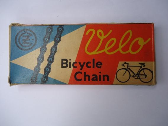 Corrente Velo Para Bicicletas Antigas Na Caixa