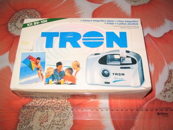 Cãmera Photografica 35mm Tron Original ! ! Nova Na Caixa ! !