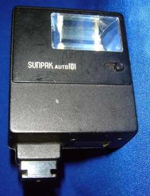 Flash Sunpak, Modelo Auto101