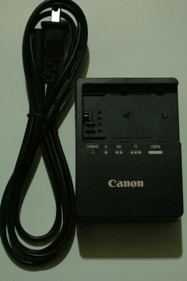Carregador Canon Lc-e6e Para Lp-e6 Eos 60d 5d Mark Li 7d