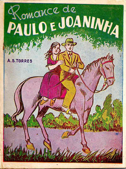 Romance De Paulo E Joaninha - Arthur Da Silva Torres