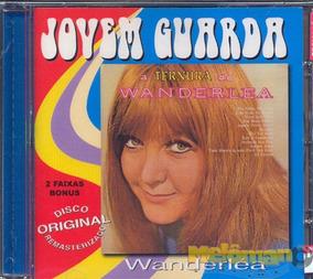 Wanderléa 1966 A Ternura De Wanderléa - Jovem Guarda Cd