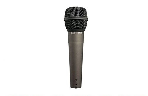 Microfone Profissional Supercardioide Para Voz Cad D189