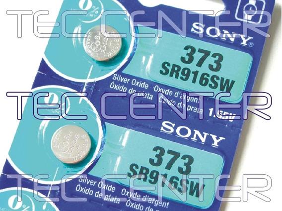 Bateria Pilha 373 Sony C/ 01 Unid Frete R$ 17,00 Pergunte