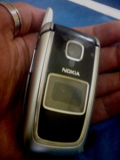Nokia 6101 (original-brasil) Radio Cam Mp3 Lindo Raridade