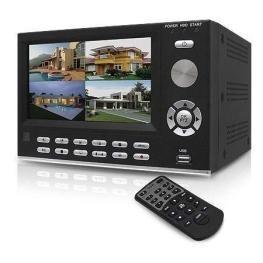 Kit Cftv Com Dvr 7 + 4 Cameras