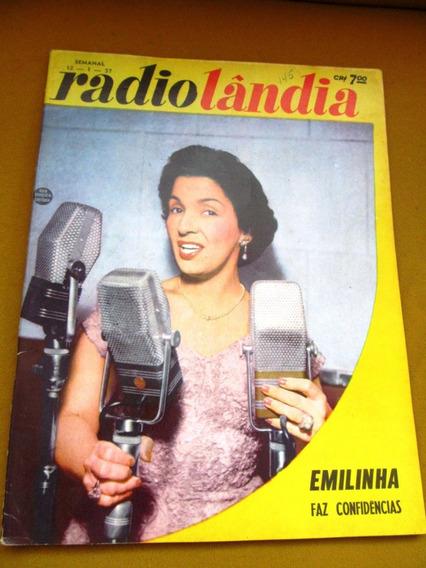 Radiolandia Marlene Teddy Reno Radio Globo Zeze Angela