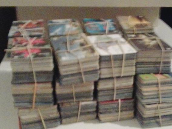 Loucura 100 Cartões Telefônicos Diferentes Várias Operadoras
