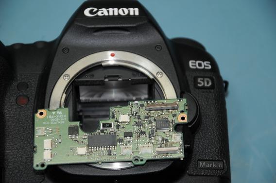 Canon 5d Mark Ii Placa De Força