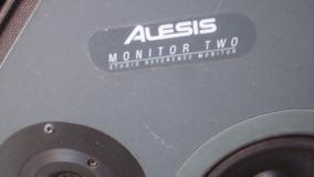 Monitor Two Alesis 200w Para Estudio - Troco