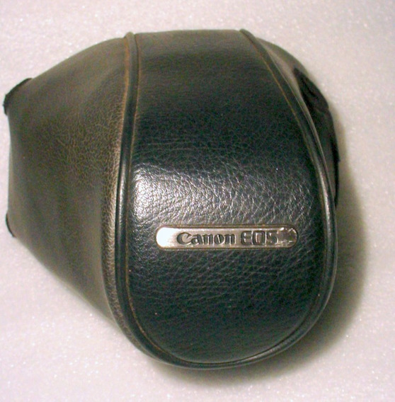 Capa Canon Eos 100qd Original Em Bom Estado!!!