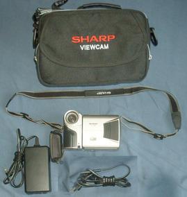 Filmadora Mini-dv Sharp Vl-sd20 - Frete Grátis