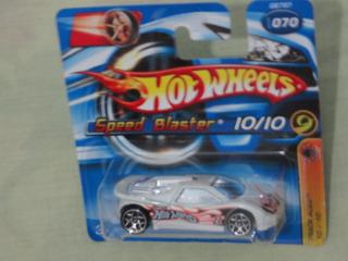 Speed Blaster - Ano 2005 - Muito Raro - Leia O Anuncio