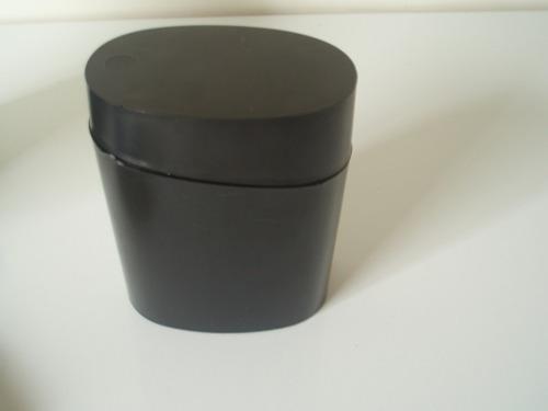 Caixa Plástica/acrílico Para Guardar Relógio