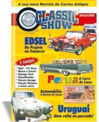 Revista Classic Show Numero 01