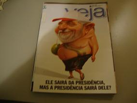 Revista Veja Ano 43 Nº 44 - Ele Sairá Da Presidência