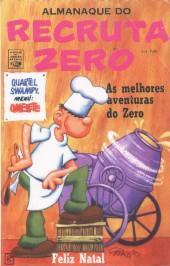 Almanaque Do Recruta Zero - 1971 - Rio Gráfica