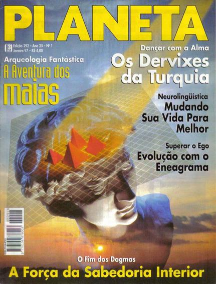 Revista Planeta Nº292 - Janeiro/97