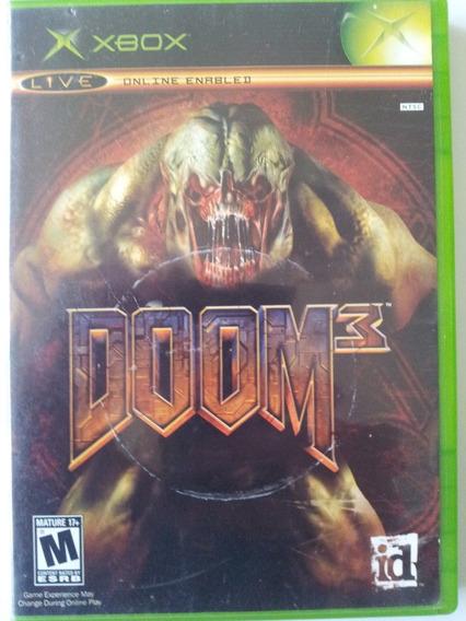 Jogo Doom 3 Xbox