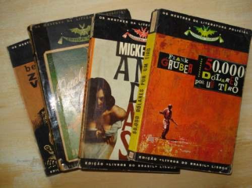 Livro - Coleção Vampiro - Literatura Policial
