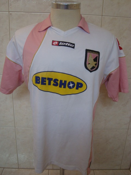 Camisa De Futebol Do Palermo Da Itália - Lotto Betshop # 10