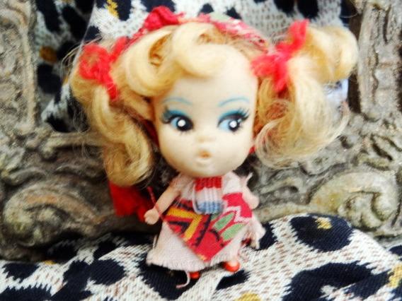 Antiga Boneca Priscila Coquete Anos 60!!! Estrela